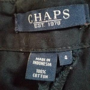 Chaps Cotton pants